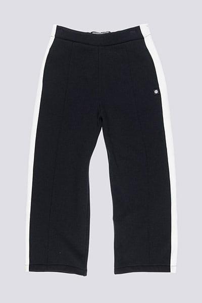 Синий женские штаны широкие