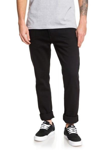 Зеленый узкие мужские джинсы distorsion