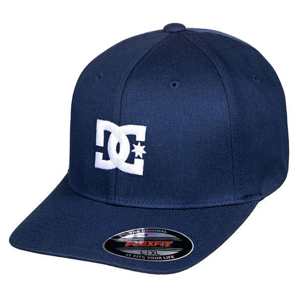Бордовый бейсболка flexfit® cap star