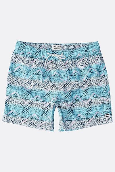 Пляжные шорты N1LB17-BIP9 Aqua