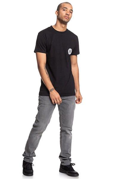 Муж./Одежда/Футболки, поло и лонгсливы/Футболки Футболка с карманом Basic