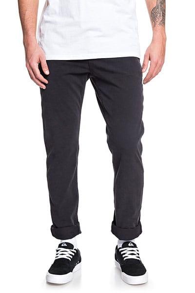 Зеленые мужские брюки-чинос krandy