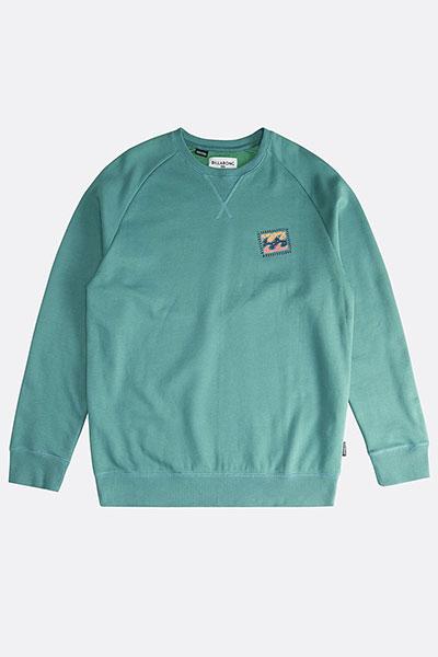 Толстовка свитшот Q1CR06-BIF9 Emerald