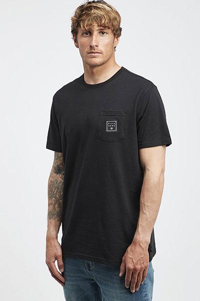 Футболка Q1SS05-BIF9 Black
