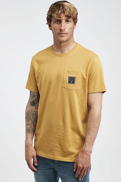 Футболка Q1SS05-BIF9 Mustard