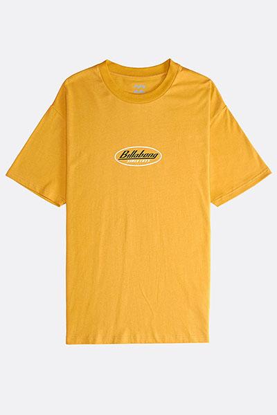 Футболка Q1SS11-BIF9 Mustard