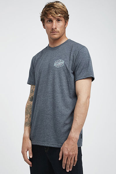 Футболка Q1SS18-BIF9 Navy Heather