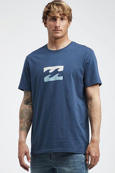 Футболка Q1SS36-BIF9 Tee Dark Blue