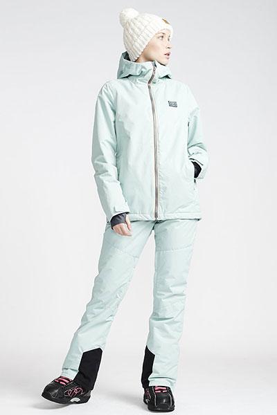 Штаны сноубордические Q6PF07-BIF9 Blue Haze