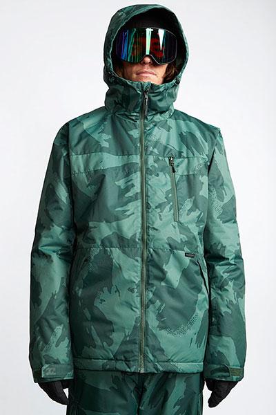 Куртки для сноуборда Q6JM14-BIF9 Camo