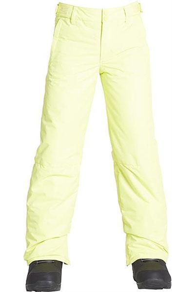 Штаны сноубордические Q6PB01-BIF9 Citrus