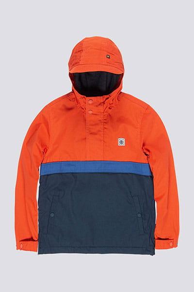Мал./Одежда/Куртки/Демисезонные куртки Анорак детский Element Barrow 3tones Boy Eclipse Navy