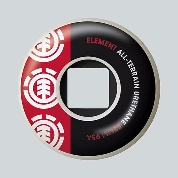 Унисекс/Скейтборд/Колеса/Колеса Колеса для скейта Element Section 52 mm