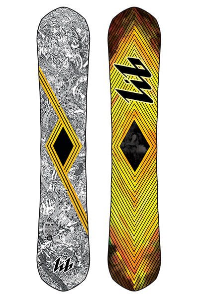 Муж./Сноуборд/Сноуборды/Сноуборды Мужской сноуборд Travis Rice Pro HP Pointy