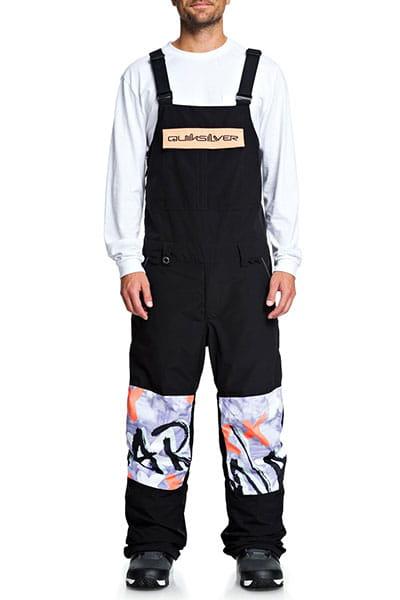 Муж./Сноуборд/Комбинезоны для сноуборда/Полукомбинезоны для сноуборда Мужские сноубордические штаны с подтяжками Anniversary