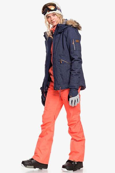 Жен./Одежда/Куртки/Куртки для сноуборда Женская сноубордическая куртка Meade Denim