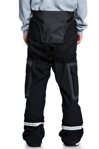 Муж./Сноуборд/Комбинезоны для сноуборда/Полукомбинезоны для сноуборда Мужские сноубордические штаны с подтяжками Revival