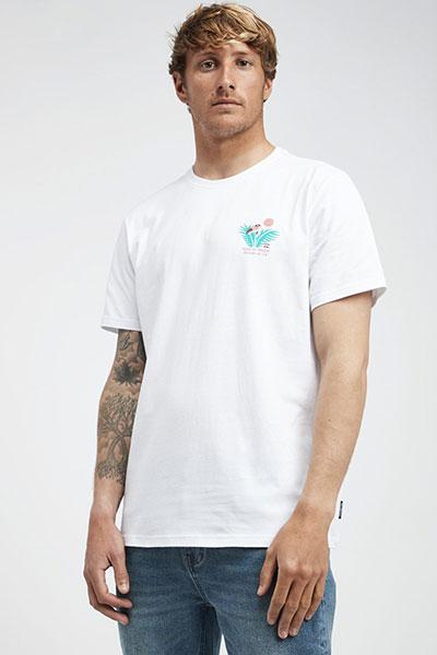 Футболка Q1SS29-BIF9 White