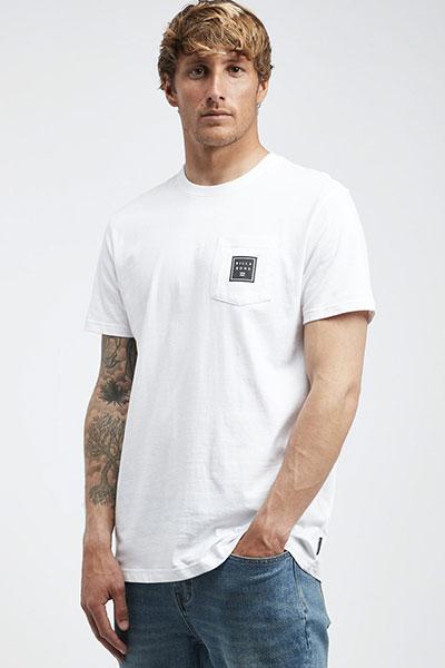 Футболка Q1SS05-BIF9 White