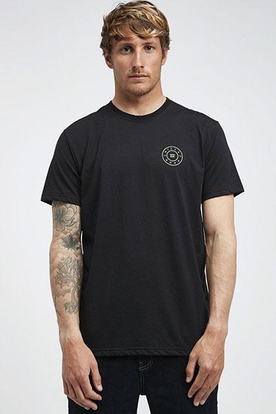 Футболка Q1SS21-BIF9 Black