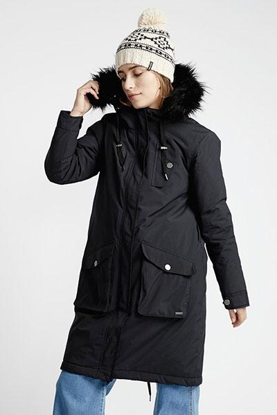 Куртка парка Q3JK18-BIF9 Black