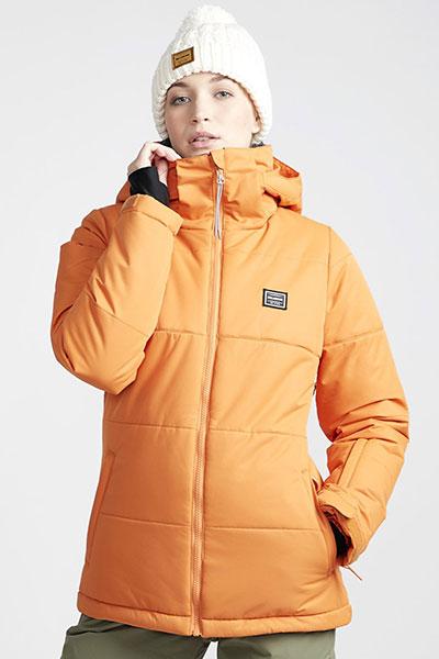 Куртка сноубордическая Q6JF02-BIF9 Orange