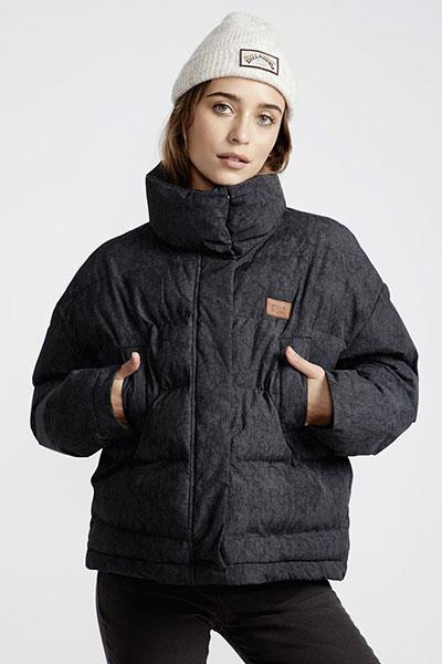 Куртка зимняя Q3JK07-BIF9 Black