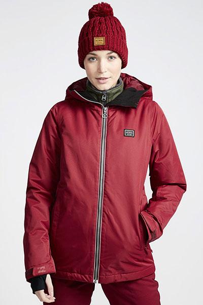 Куртка утепленная Q6JF01-BIF9 Cardinal