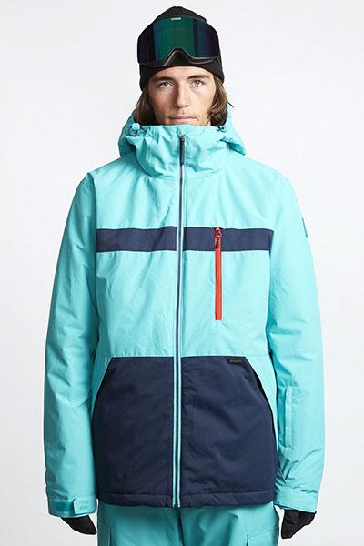 Куртка сноубордическая Q6JM14-BIF9 Aqua