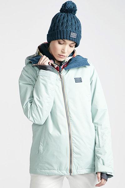 Куртка утепленная Q6JF01-BIF9 Blue Haze