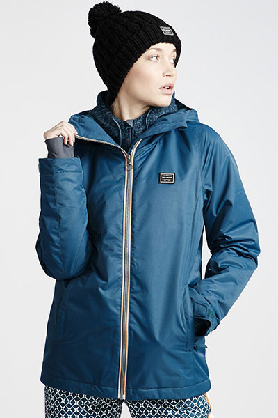 Куртка сноубордическая Q6JF01-BIF9 Eclipse