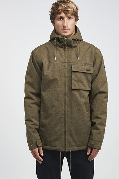 Куртка Q1JK18-BIF9 Military Heather