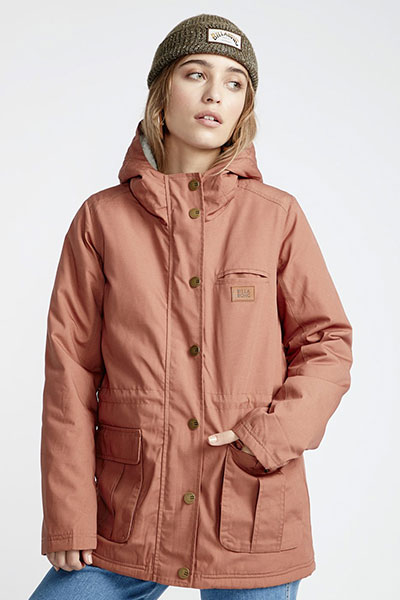 Куртка Q3JK11-BIF9 Cacao