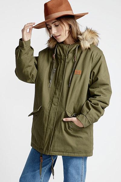 Куртка Q3JK08-BIF9 Olive