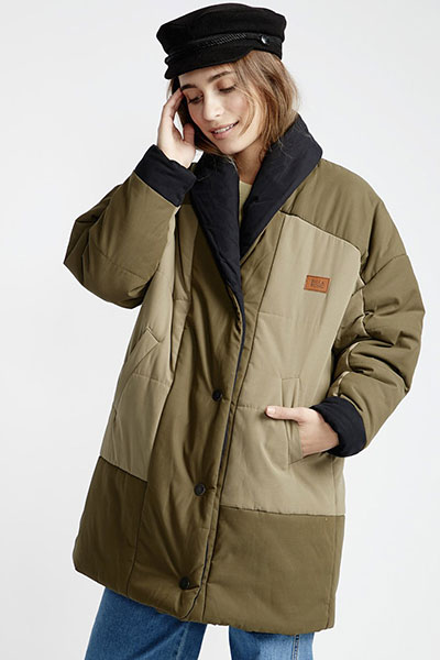 Куртка Q3JK02-BIF9 Olive