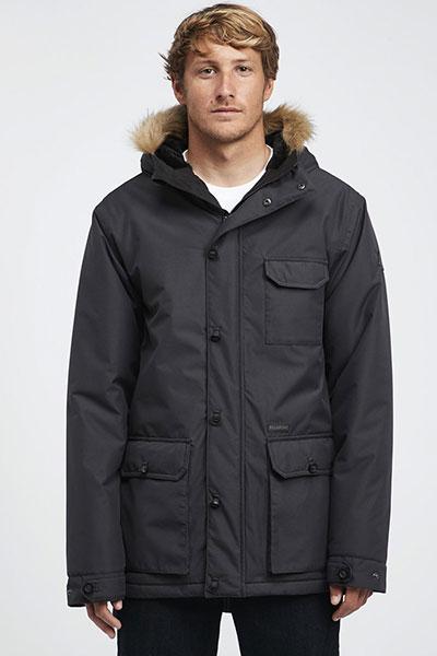 Куртка парка Q1JK17-BIF9 Black