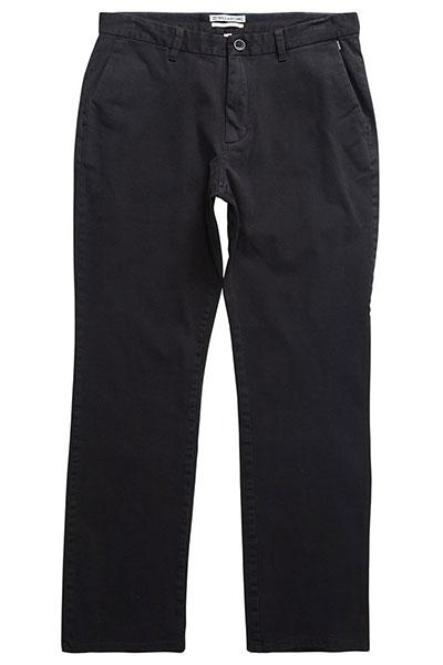 Штаны прямые Q1PT11-BIF9 Black