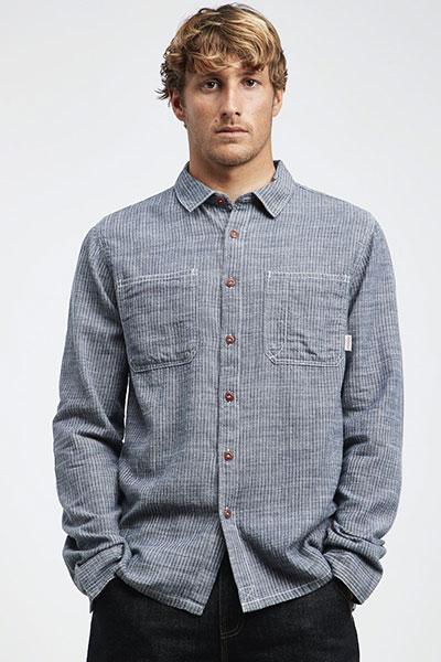 Рубашка Q1SH09-BIF9 Indigo