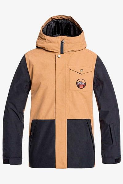 Мал./Одежда/Куртки/Куртки для сноуборда Детская сноубордическая куртка Ridge