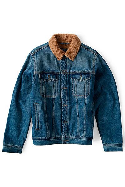 Куртка джинсовая Q1JK30-BIF9 Ocean Wash