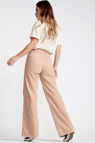 Жен./Одежда/Джинсы и брюки/Широкие брюки Штаны широкие Billabong Fluffy