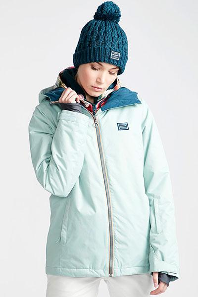 Куртка сноубордическая Q6JF01-BIF9 Blue Haze