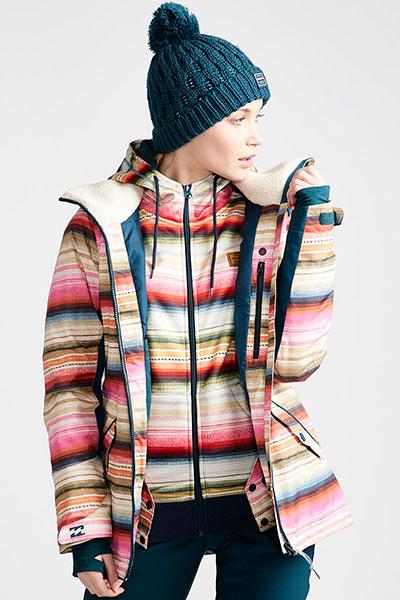 Жен./Одежда/Куртки/Куртки для сноуборда Женская сноубордическая куртка Jara