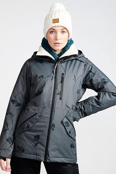 Куртка сноубордическая Q6JF07-BIF9 Iron