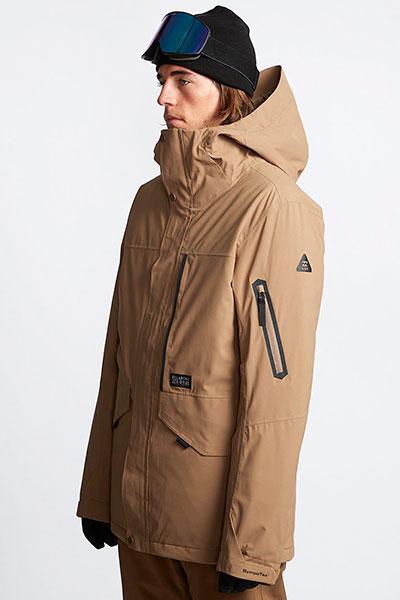 Муж./Одежда/Верхняя одежда/Куртки для сноуборда Мужская сноубордическая куртка Delta Sympatex