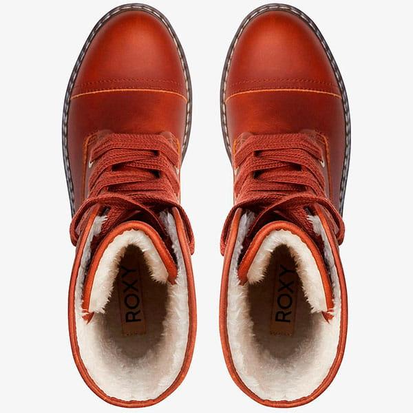Жен./Обувь/Зимние ботинки/Зимние ботинки Женские кожаные ботинки Vance