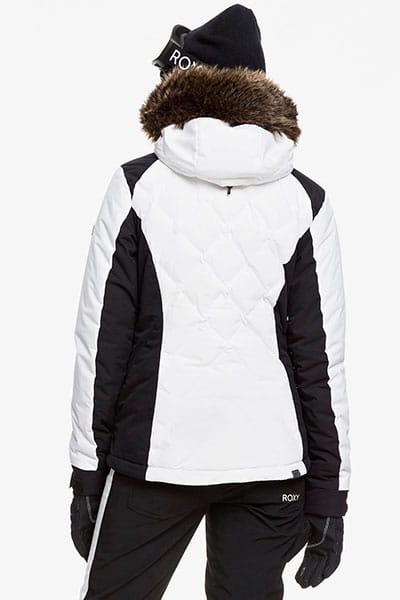 Жен./Одежда/Куртки/Куртки для сноуборда Женская сноубордическая куртка Breeze Mountain