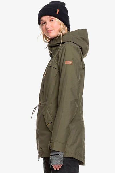 Жен./Одежда/Куртки/Куртки для сноуборда Женская сноубордическая куртка Stated