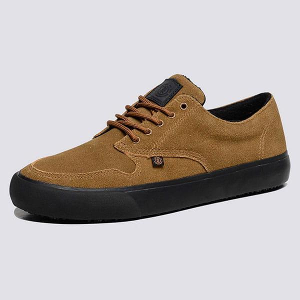 Муж./Обувь/Ботинки/Зимние ботинки Кеды низкие Element Topaz C3 Breen Black 2 6