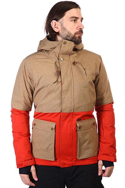Куртка утепленная Q6JM04-BIF9 Heather